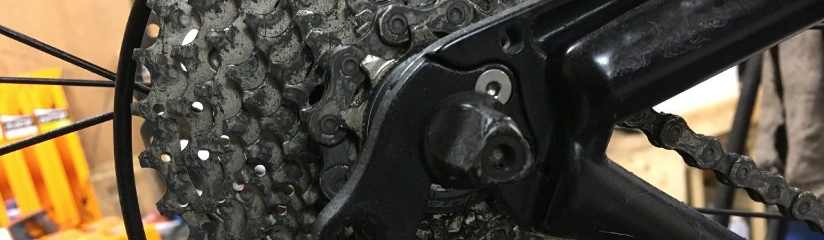 Gears not working? Have you checked your gear hanger?